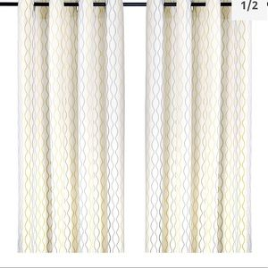 IKEA Henny Rand Curtains